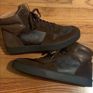 Coach Men's Boots 🔥